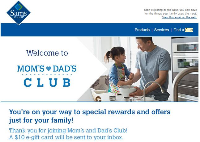 Mom and Dads club