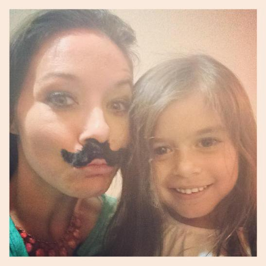 mustache you